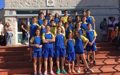 Campeonato Regional de Infantis de Piscina Curta