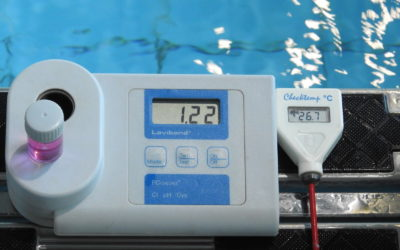 Tecnologia que contribui para a qualidade da água das piscinas