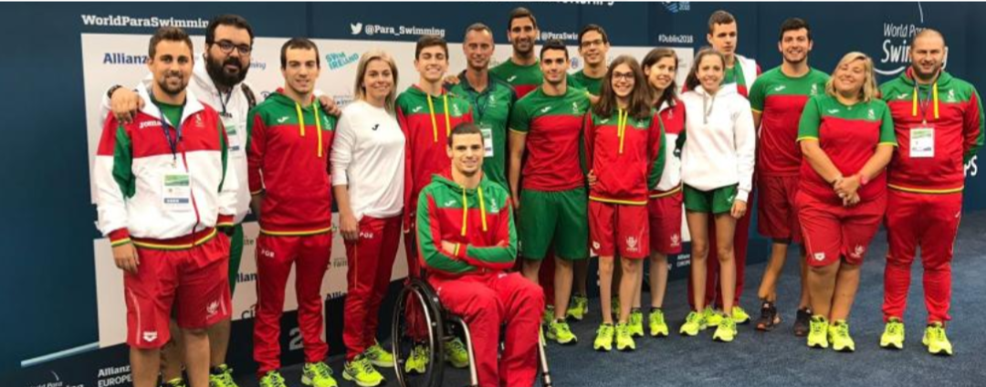 World Para Swimming World Series de Glasgow