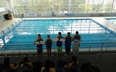Apresentação da Equipa de Natação Pura
